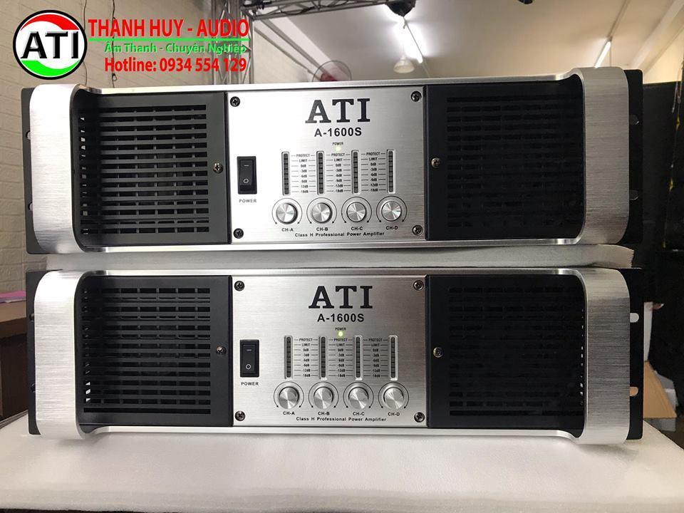 Cục Đẩy ATI A-1600S