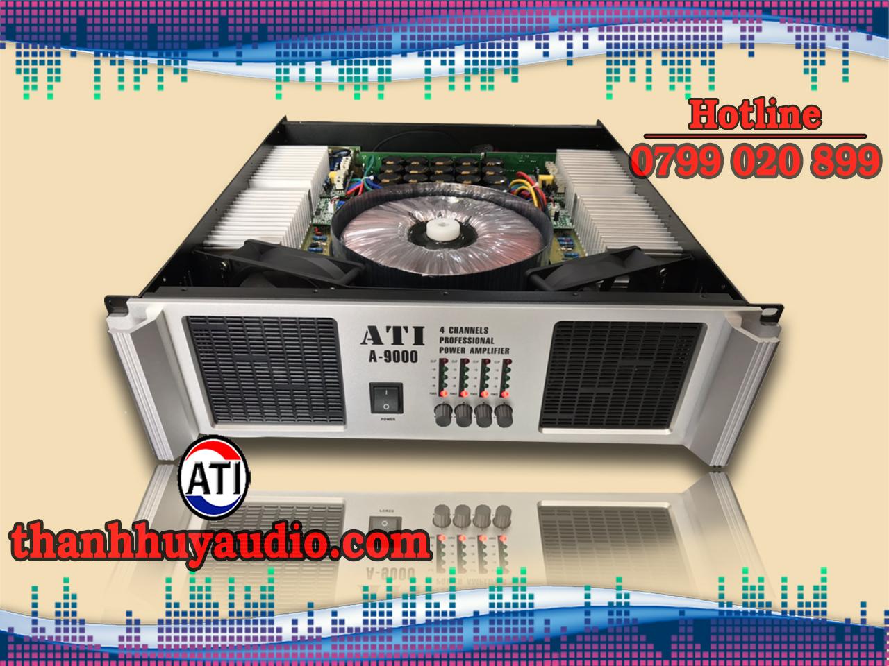 Cục đẩy ATI 9000