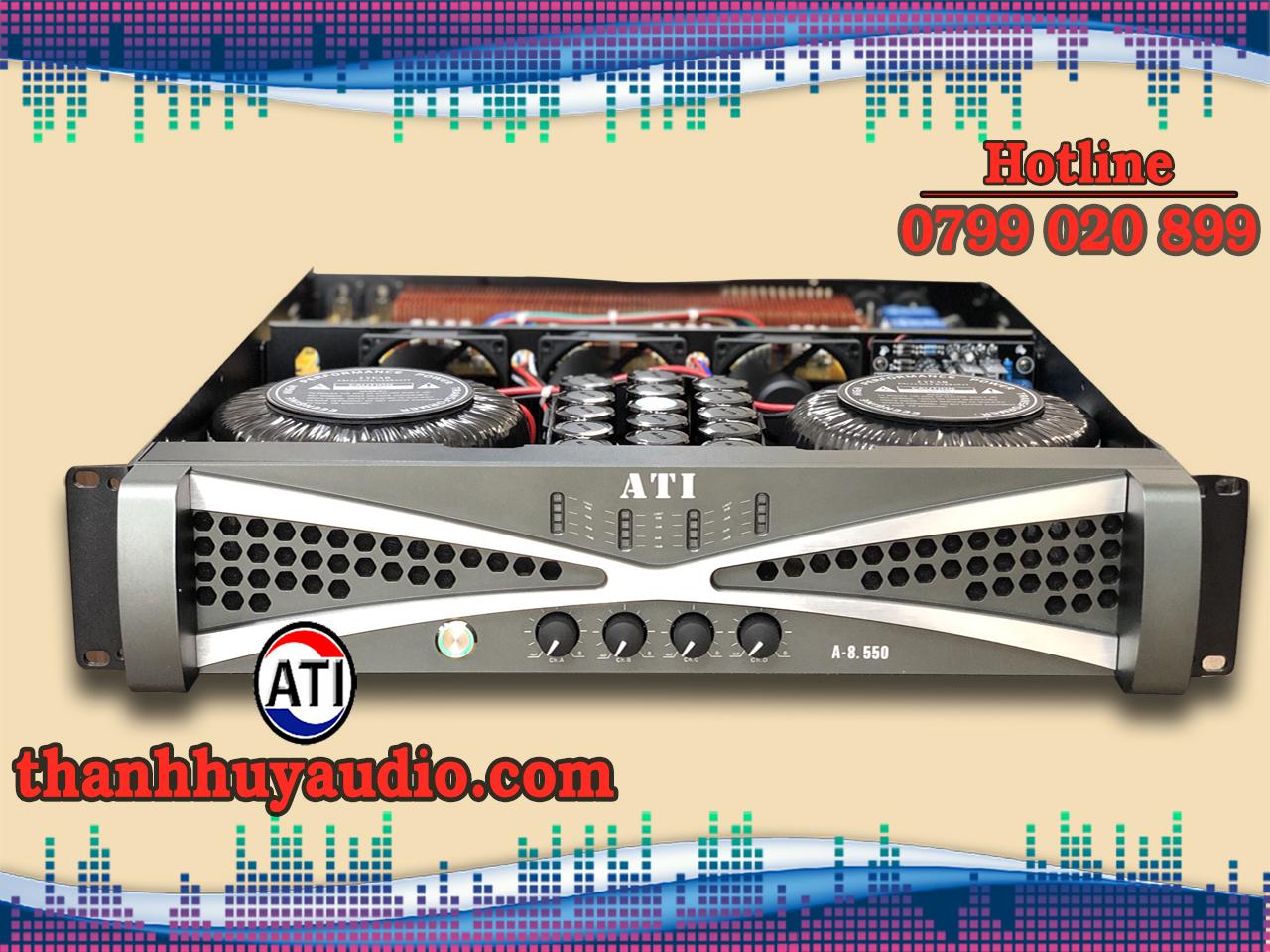 Cục đẩy ATI A8550