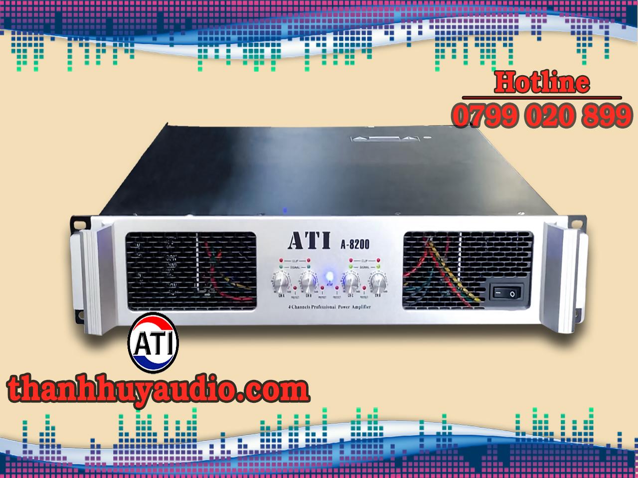 Cục đẩy ATI A8200