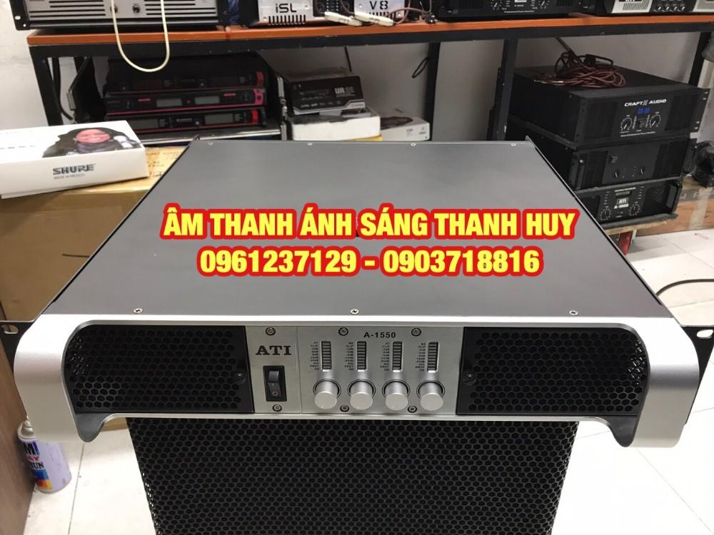 Cục đẩy ATI A - 1550