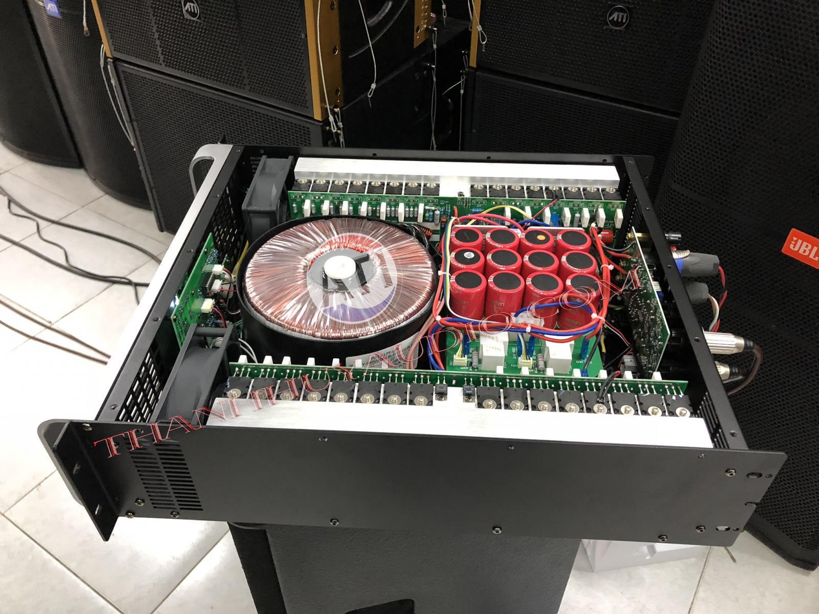 Cục Đẩy ATI A-2500 Plus Siêu Khủng