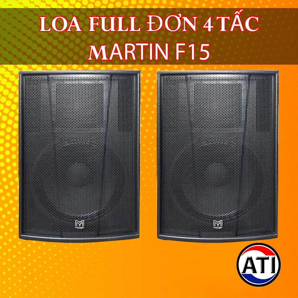 Full Đơn 4 Tấc Martin F15