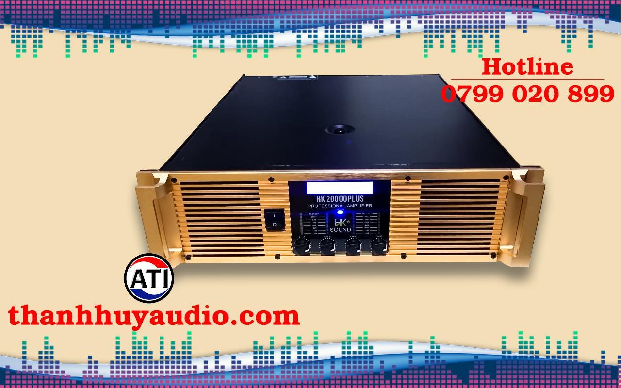 Cục đẩy HKSound HK 20000 Plus