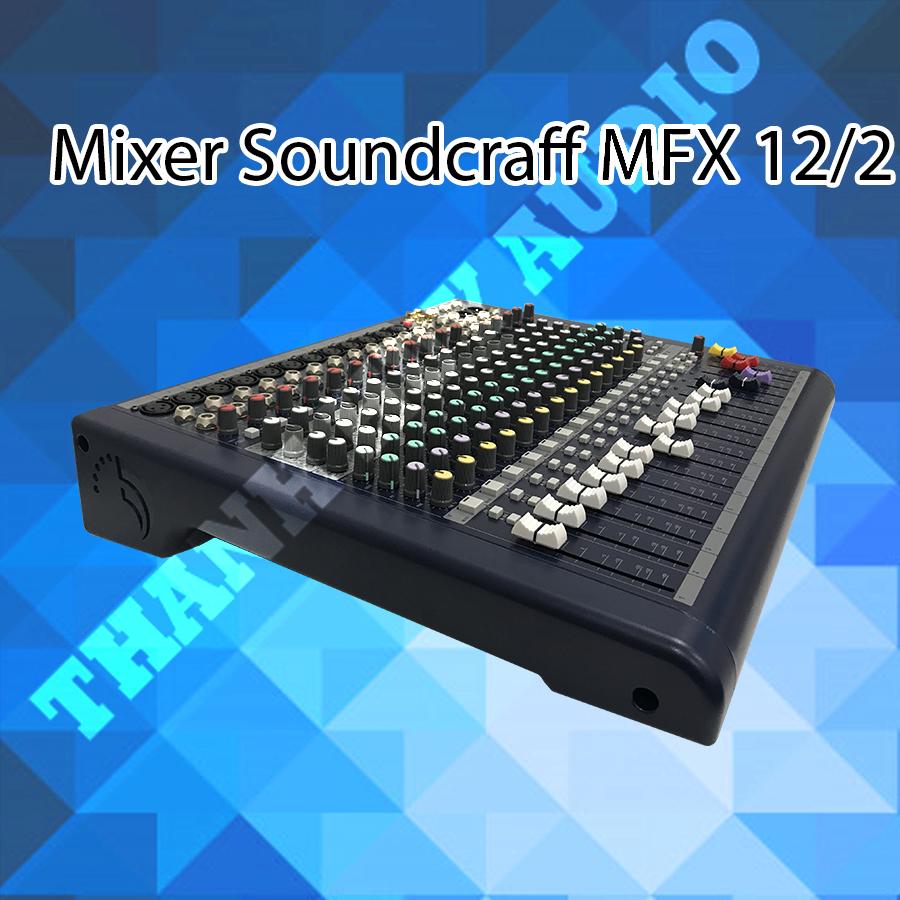 Soundcraft MFX 12/2