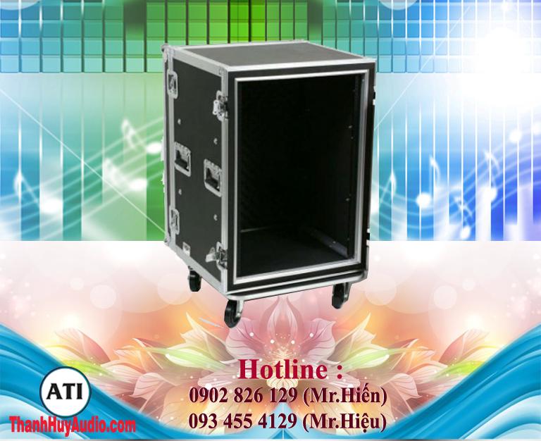 Tủ máy đựng dàn âm thanh 16U Nhập