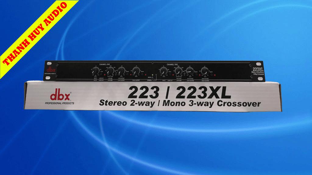 CROSSOVER DBX 223XL